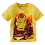 Iron Man Invincible Tee - Toddler