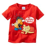 Mr. Potato Head French Fries Tee - Toddler