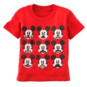 Disney Mickey Mouse Mustache Tee - Toddler