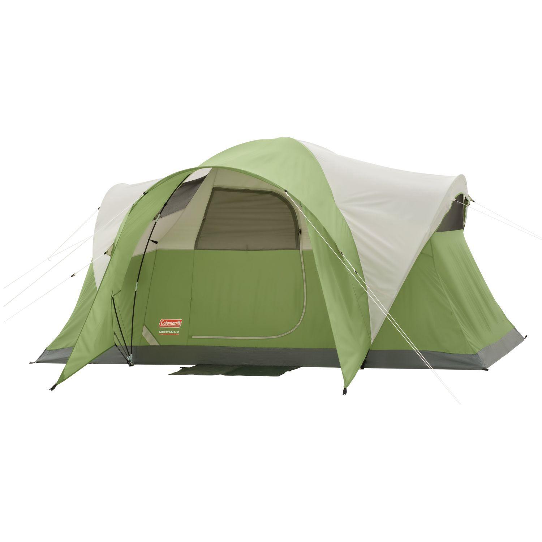 Coleman Montana 6-Person C&ing Tent  sc 1 st  Kohlu0027s & Tents - Outdoor Recreation Sports u0026 Fitness | Kohlu0027s