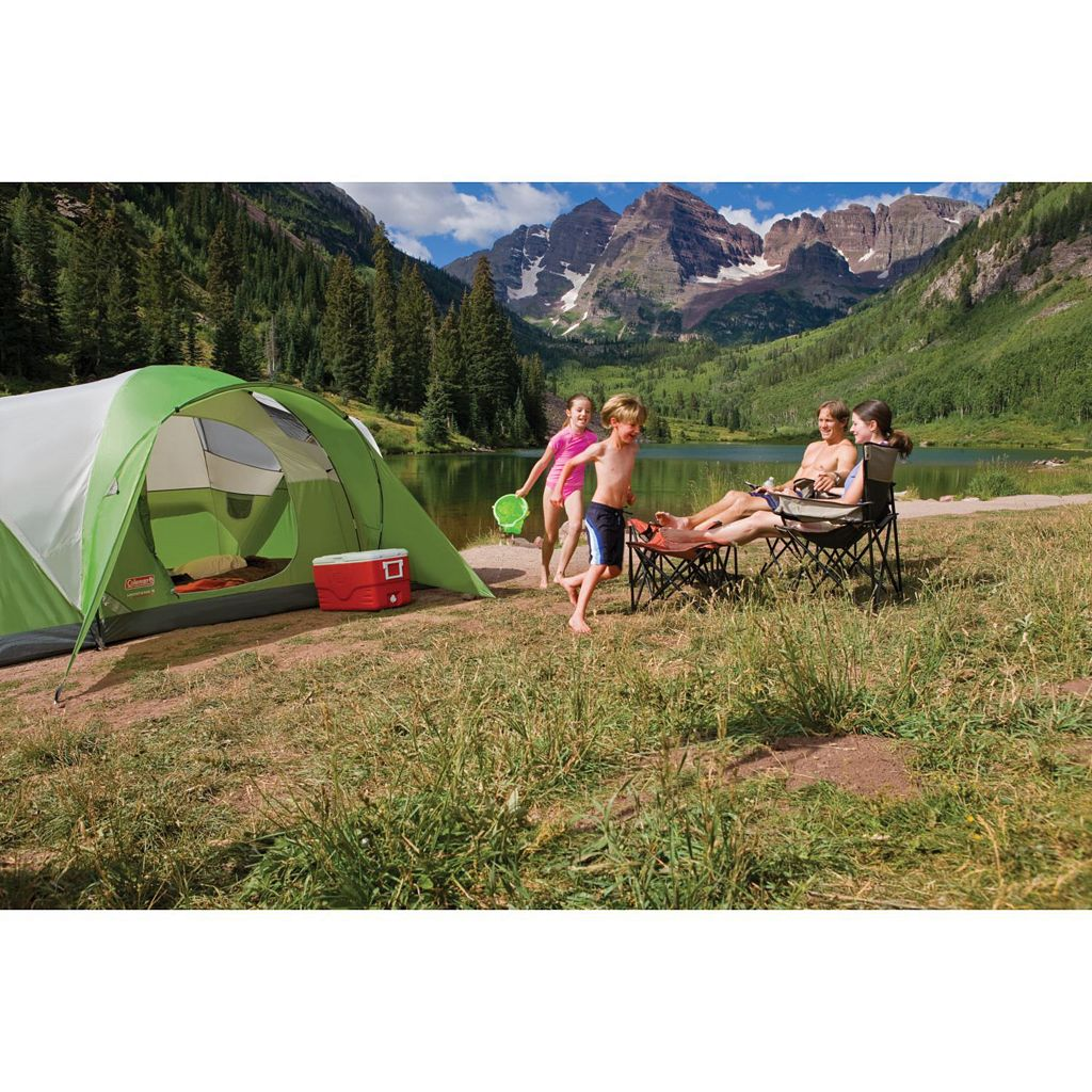 Coleman Montana 6-Person Camping Tent