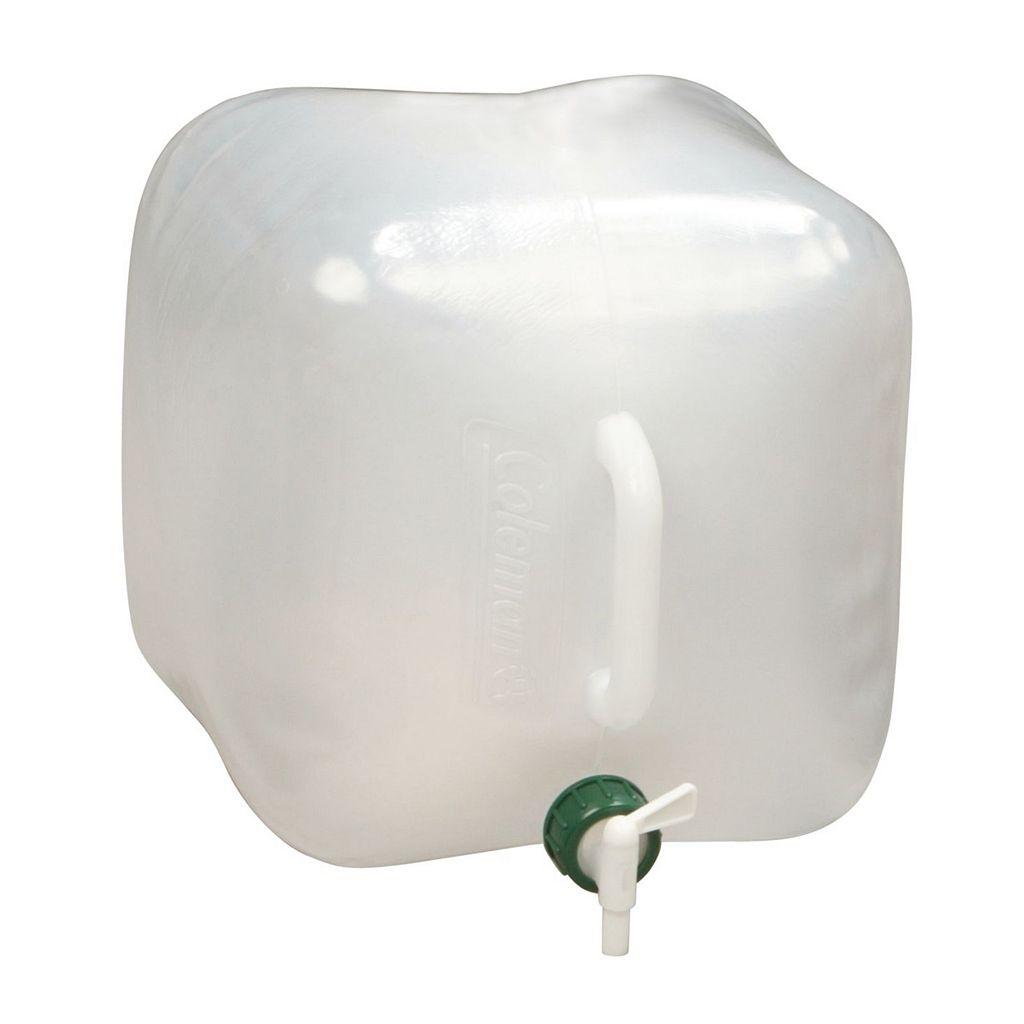 Coleman 5-Gallon Expandable Water Carrier