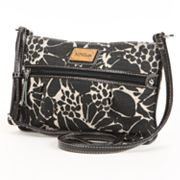 Nine and Co. Floral Crossbody Bag