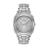 Citizen Eco-Drive Men's Stainless Steel Watch - BM6010-55A
