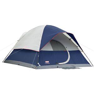 Coleman Elite Sundome 6-Person Camping Tent