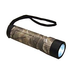 Coleman Camouflage Aluminum LED Flashlight