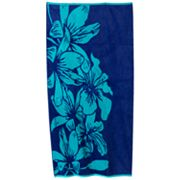 Clay Beach Frangipani Beach Towel