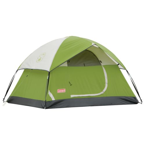 Coleman Sundome 2-Person Camping Tent