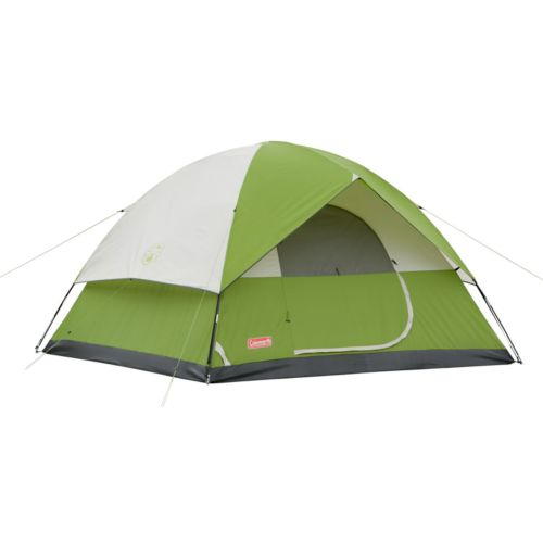 Coleman Sundome 6-Person Camping Tent