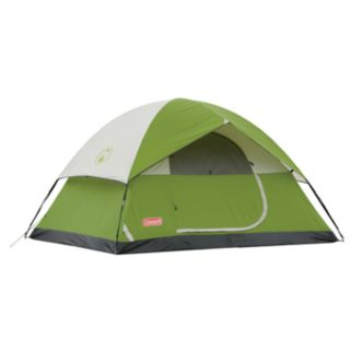 Coleman Sundome 4-Person Camping Tent