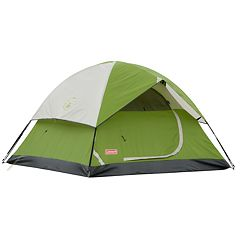Coleman Sundome 3-Person Camping Tent