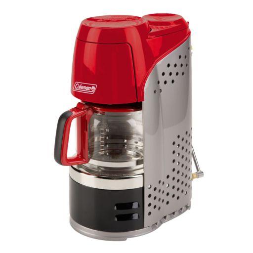 Coleman 10-Cup Portable Propane Coffeemaker
