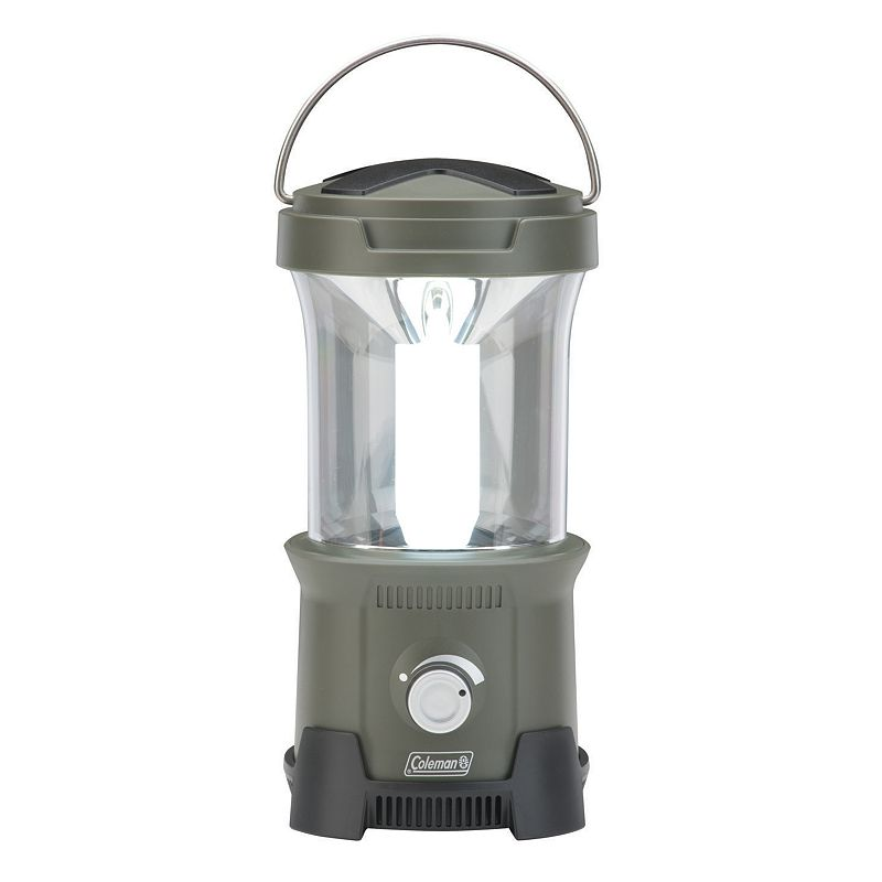 coleman quad led lantern manual