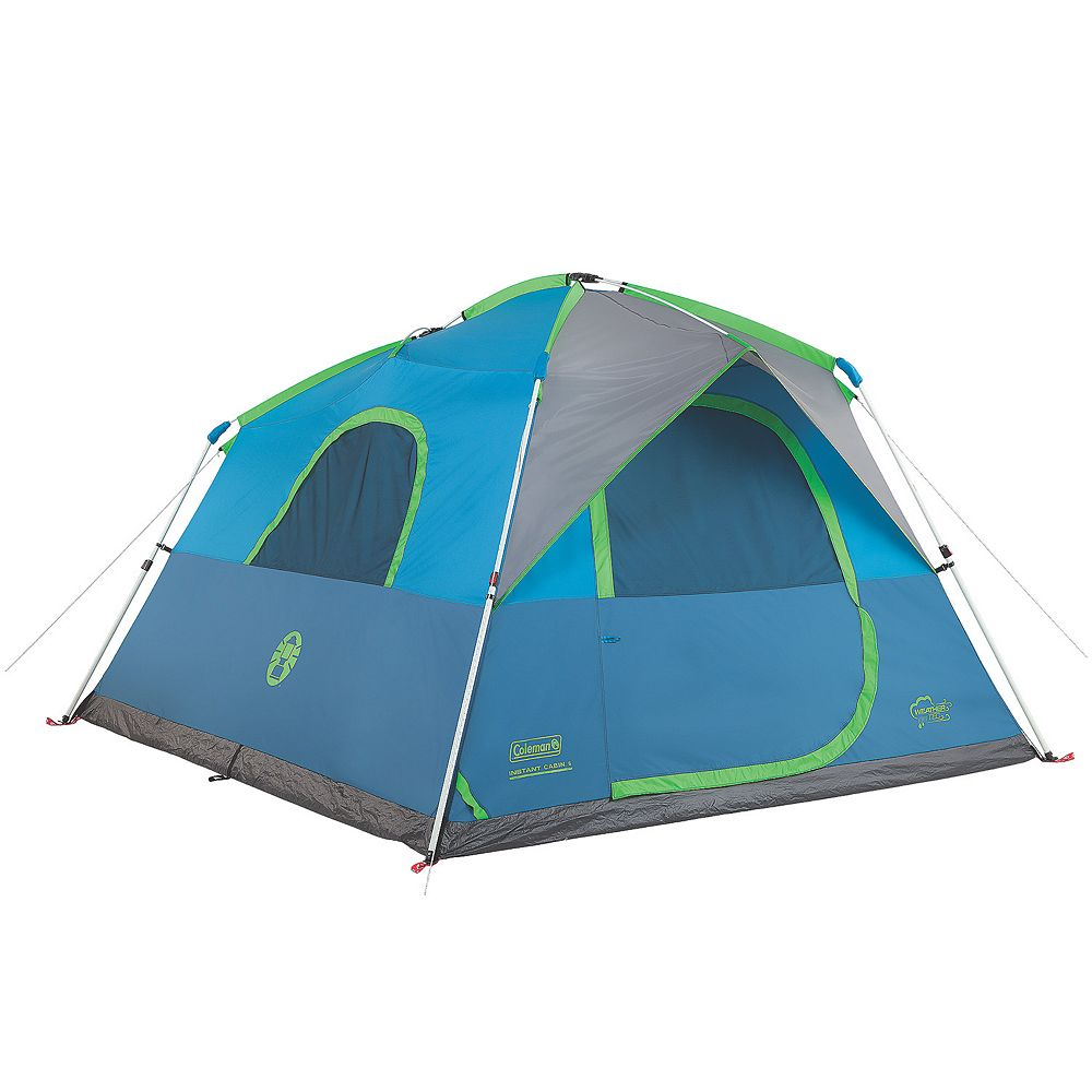 Coleman Instant 6 Person Camping Tent