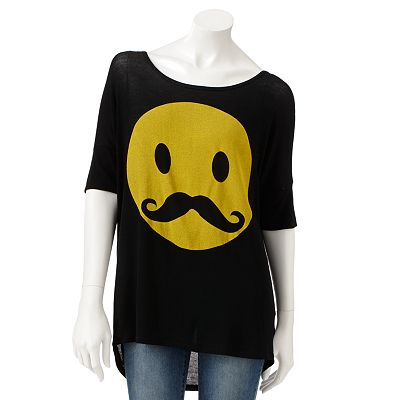 Workshop Mustache Tee - Juniors