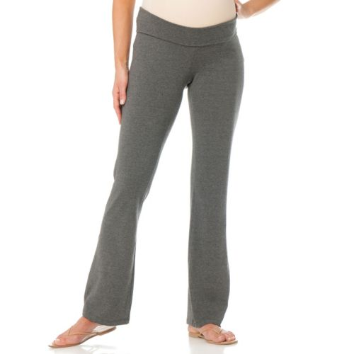 Oh Baby by Motherhood™ Underbelly Yoga Pants - Maternity