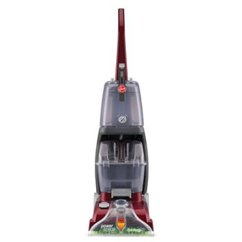 Hoover Powerscrub Deluxe Carpet Cleaner With Tools Fh50150