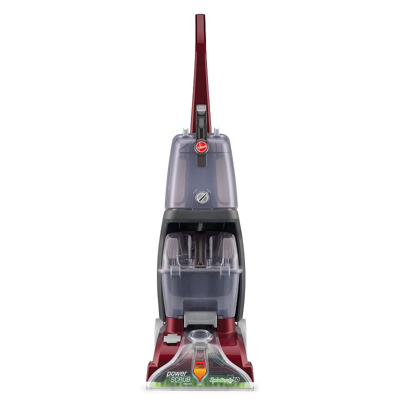 Hoover PowerScrub Deluxe Carpet Cleaner with Tools (FH50150), Grey