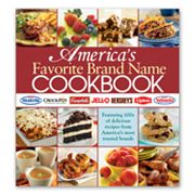 America's Favorite Brand Name Cookbook