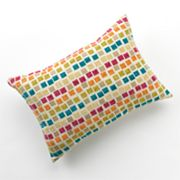 Four Square Decorative Pillow