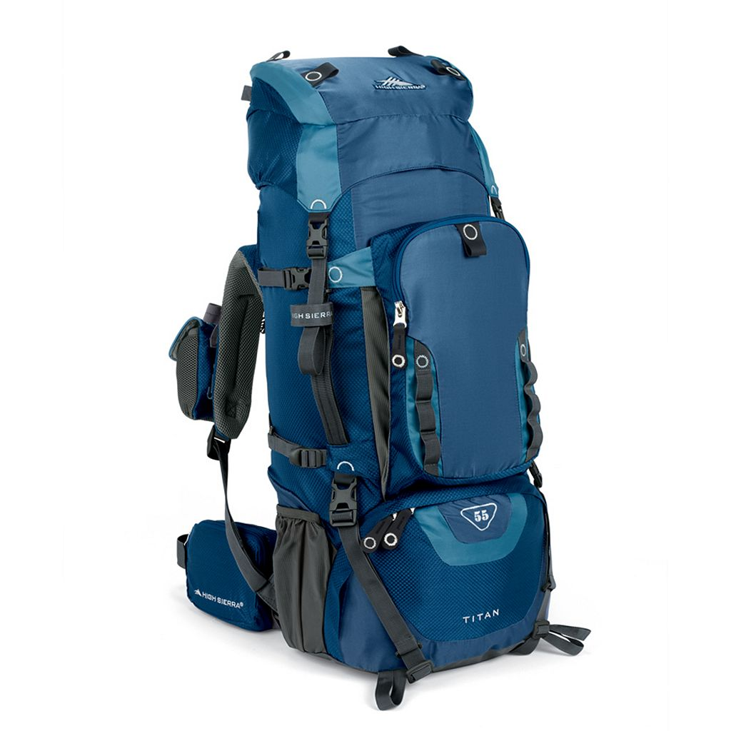 High Sierra Titan 55 Backpack
