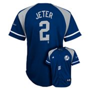adidas New York Yankees Derek Jeter Jersey - Boys 8-20