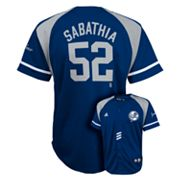 adidas New York Yankees CC Sabathia Jersey - Boys 8-20