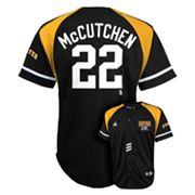 adidas Pittsburgh Pirates Andrew McCutchen Jersey - Boys 8-20