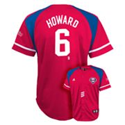 adidas Philadelphia Phillies Ryan Howard Jersey - Boys 8-20