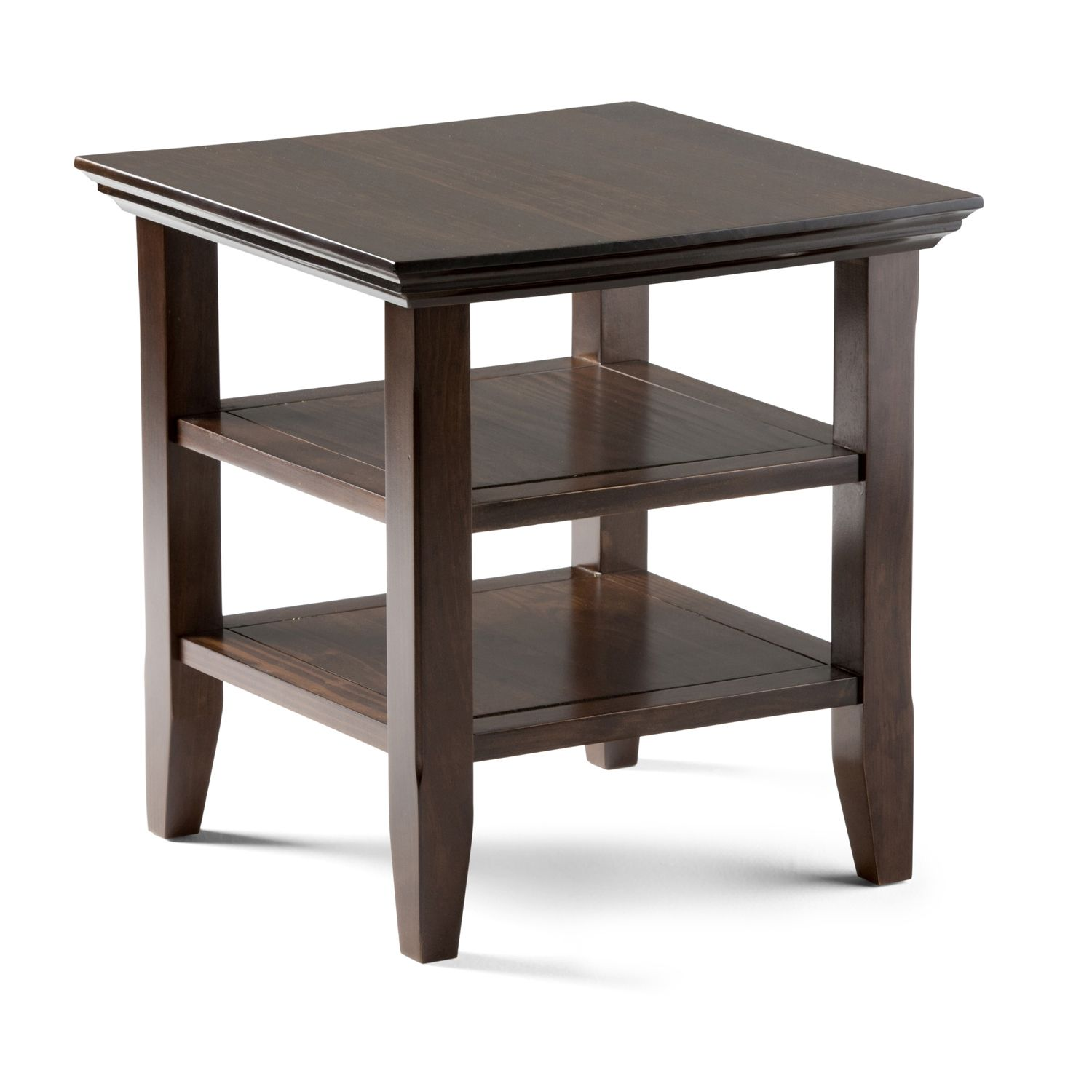Exceptional Simpli Home Acadian End Table