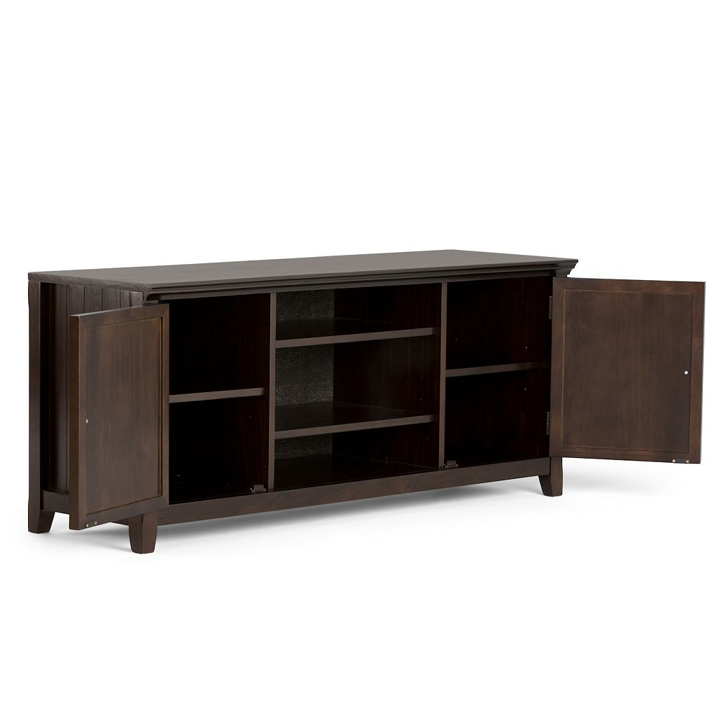 Simpli Home Acadian TV Stand