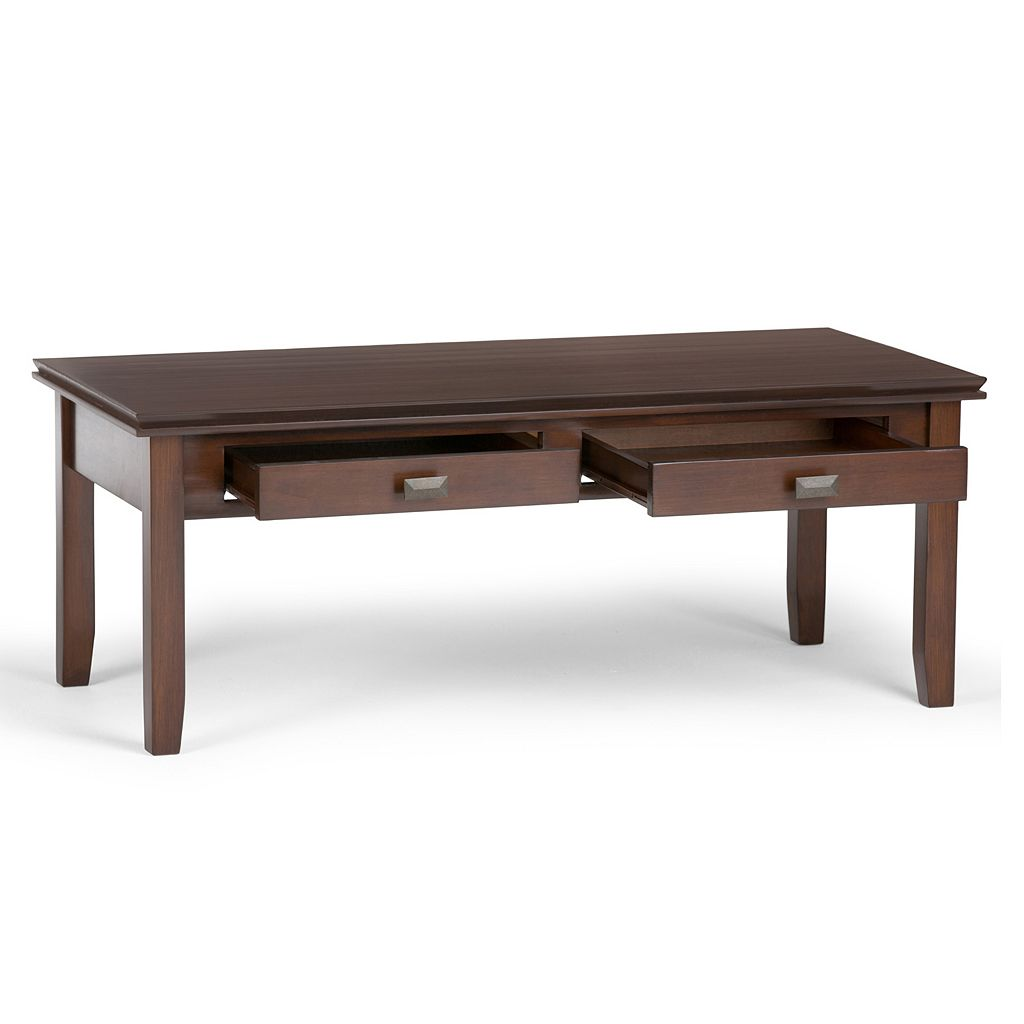 Simpli Home Artisan Coffee Table