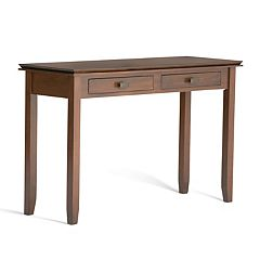 Simpli Home Artisan Console Table