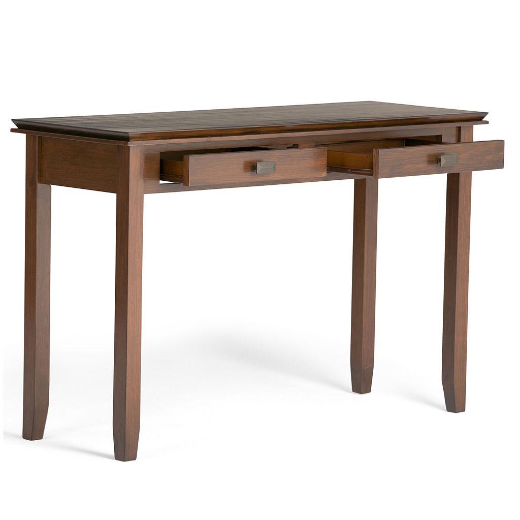 Simpli Home Artisan Console Table