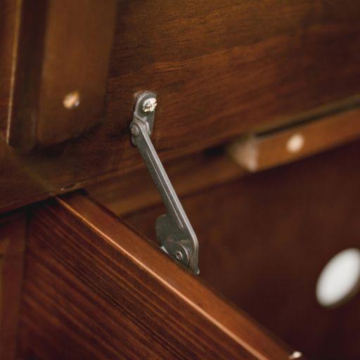 Simpli Home Artisan Entryway Storage Bench