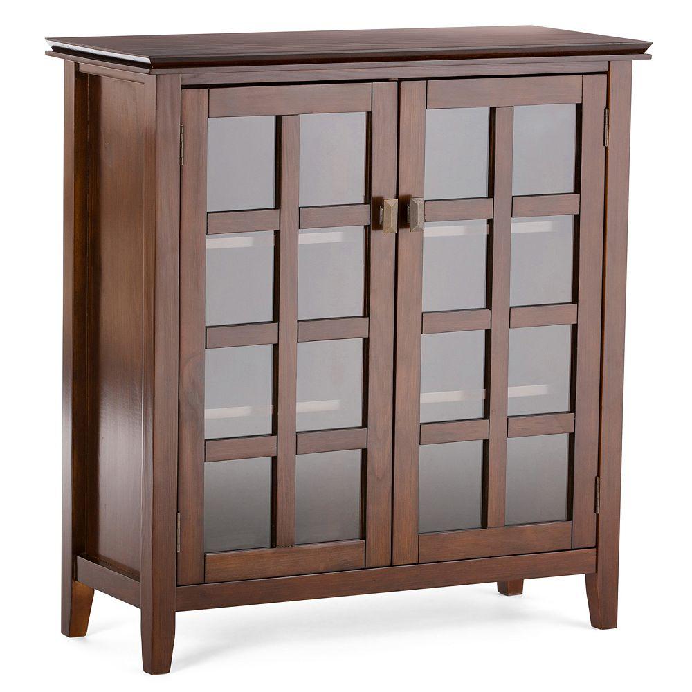 Simpli Home Artisan Storage Cabinet