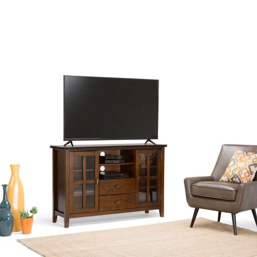 Simpli Home Artisan TV Stand