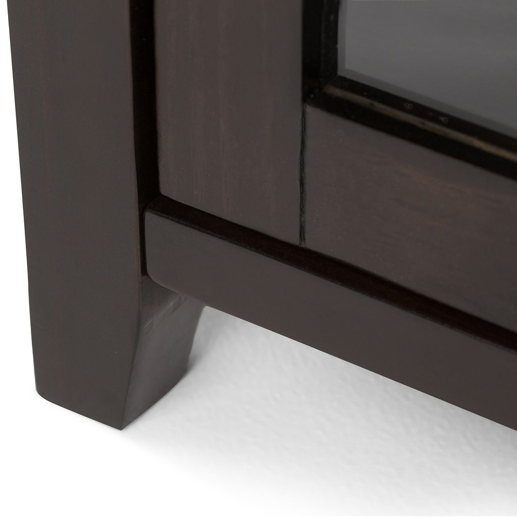 Simpli Home Cosmopolitan Storage Cabinet