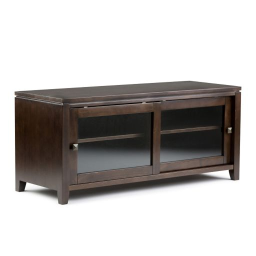 Simpli Home Cosmopolitan TV Stand