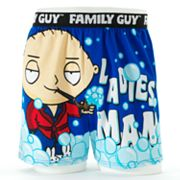 Family Guy Ladies Man Stewie Boxers