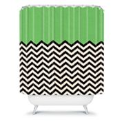 DENY Designs Bianca Green This Way Shower Curtain