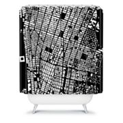DENY Designs CityFabric Inc. NYC Shower Curtain