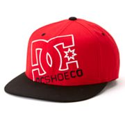DC Shoe Co Overlay Baseball Cap - Men
