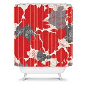DENY Designs Khristian A Howell Rendezvous 4 Shower Curtain