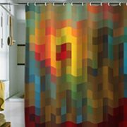 DENY Designs Madart Inc. Glorious Colors Shower Curtain