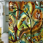 DENY Designs Madart Inc. Fall Colors Shower Curtain