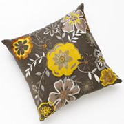 Nikko Applique Decorative Pillow