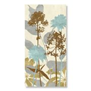 Peaceful Garden II Canvas Wall Art by Erin Lange