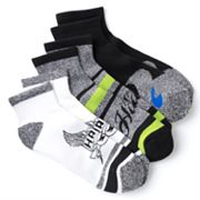 Tony Hawk 3-pk. Trucker 1/4-Crew Socks - Boys