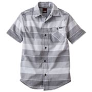Tony Hawk Striped Button-Down Shirt - Boys 8-20